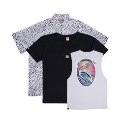 Kuta Lines Tops (Shirts, T-Shirts, Singlets)